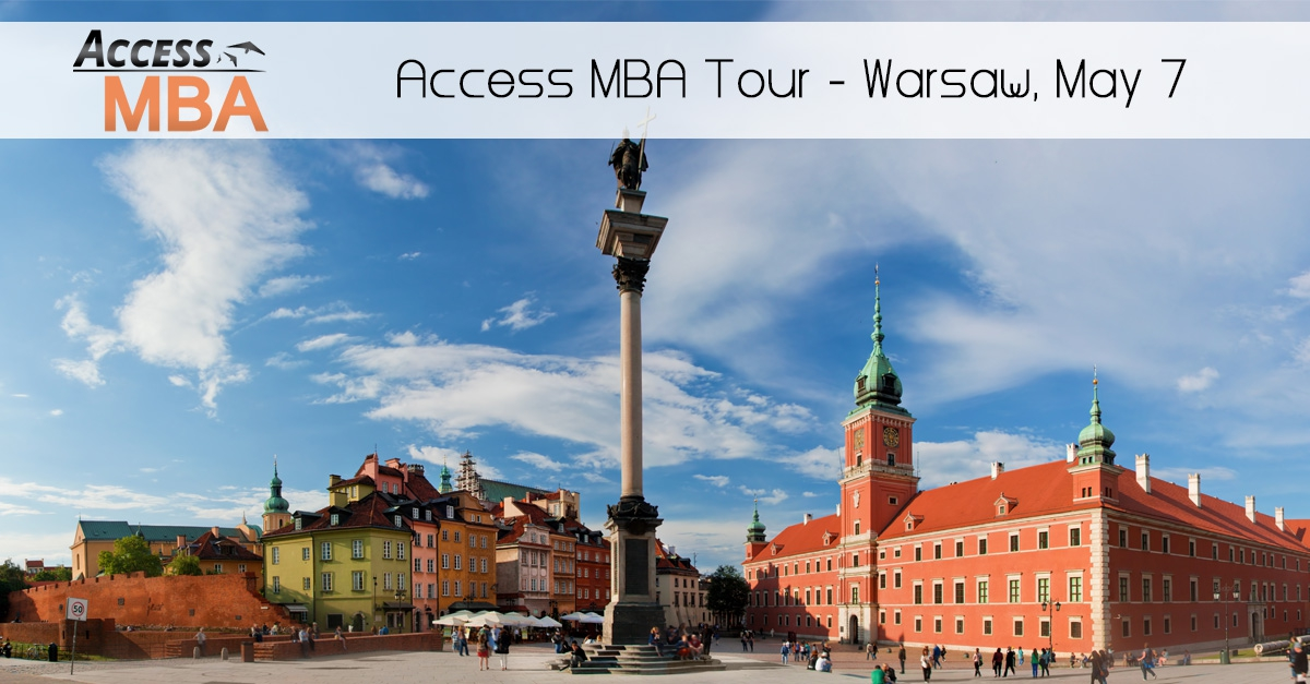 Top MBA event in Warsaw