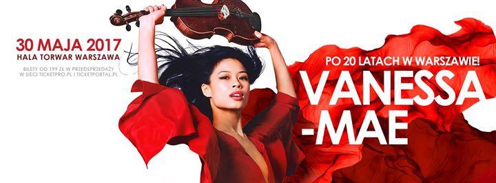 Vanessa-Mae, Warszawa, Hala Torwar