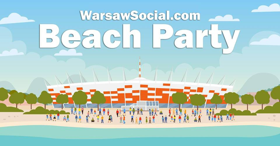 Warsaw Social Beach Party
