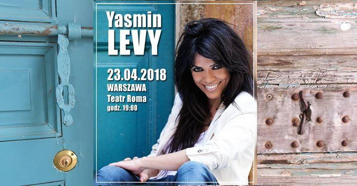 Yasmin LEVY // Warszawa // Teatr Muzyczny Roma