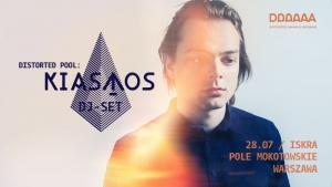 Kiasmos DJ-Set l 28.07 l Iskra Pole Mokotowskie, Warszawa