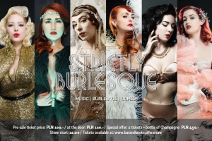 STRICTLY BURLESQUE