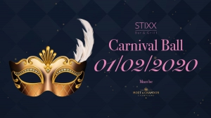 Venice Carnival Ball | Must Be Moët & Chandon