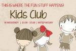 Weekend Kids Club in Hard Rock Cafe
