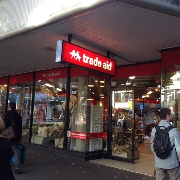 Trade Aid Shop