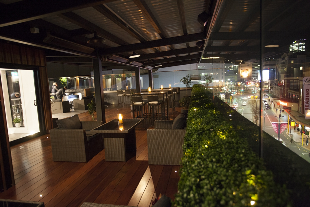 ABV Rooftop Bar