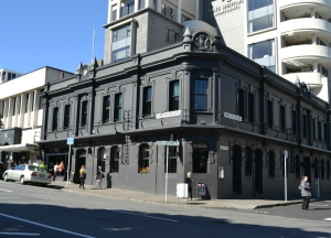 Backbencher Gastropub & Cafe