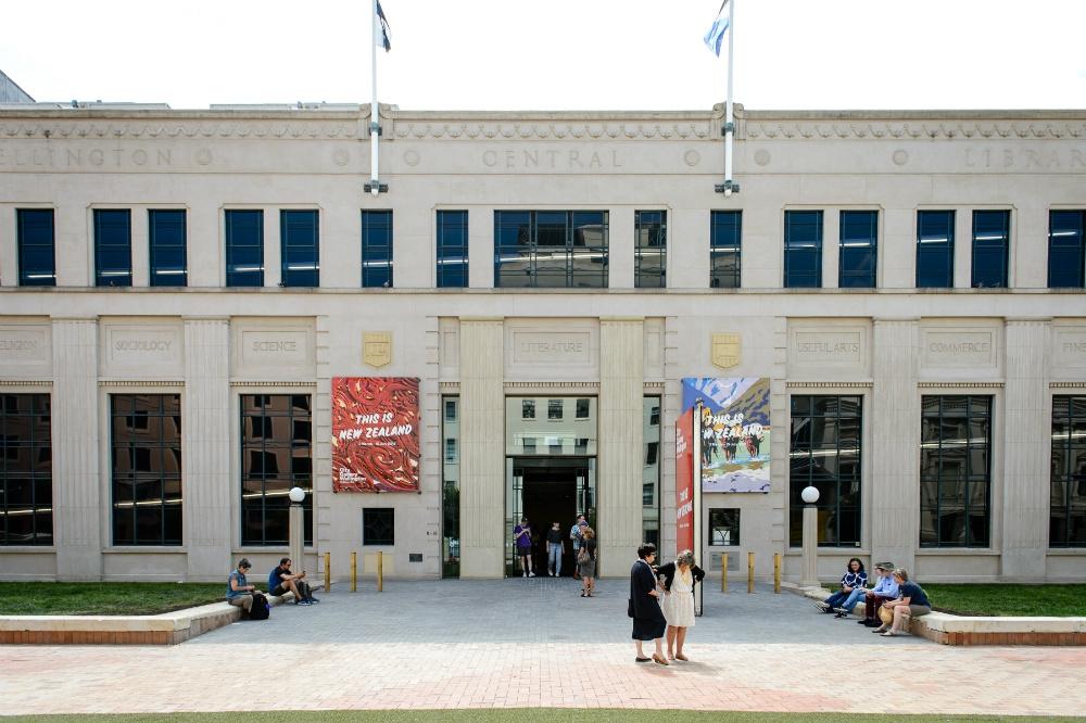 City Gallery Wellington