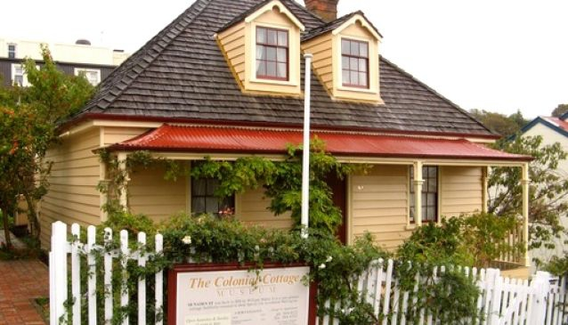 Colonial Cottage Museum