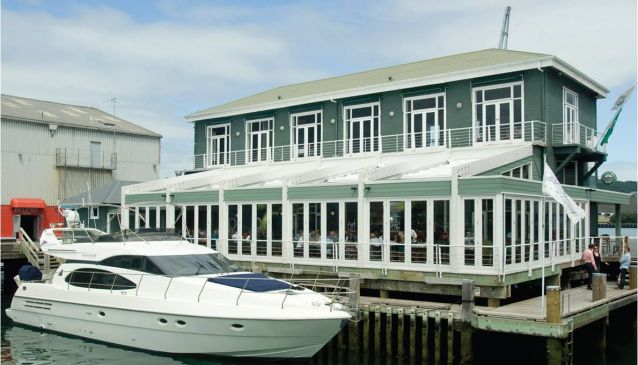 Dockside Restaurant and Bar