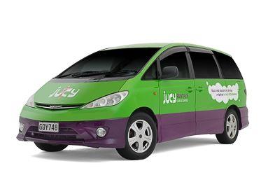 Jucy Car Rental Campervan Hire New Zealand