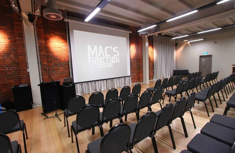 Mac's Function Centre