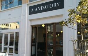 Mandatory Menswear
