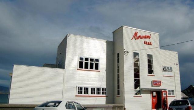 Maranui Surf Lifesaving Cafe