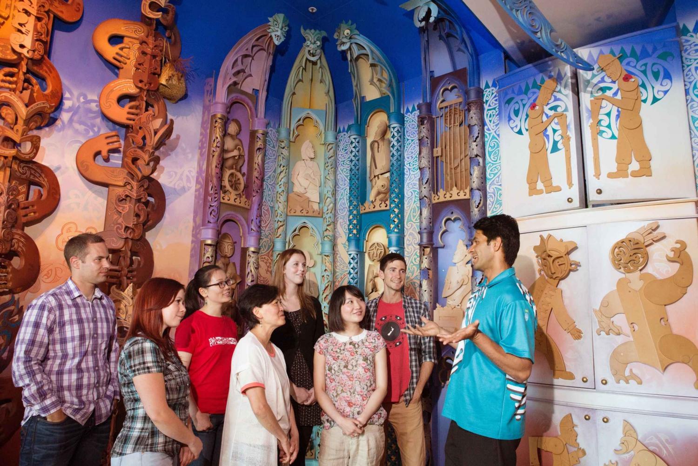 Museum of Te Papa Tongarewa Maori Highlights Tour