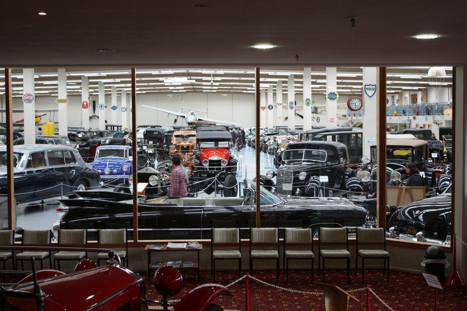 Southwards Car Museum Venue Hire