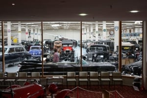 Southwards Car Museum Venue Hire