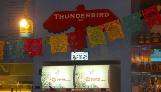 Thunderbird Café