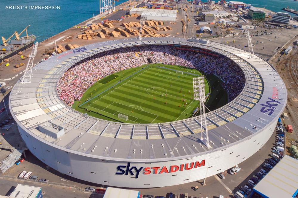 Sky Stadium - Wellington