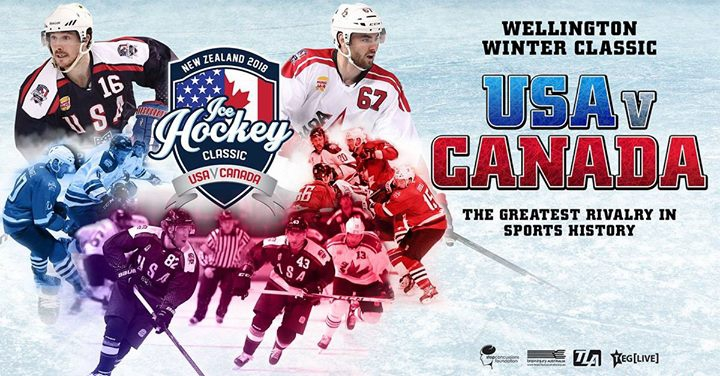 2018 Ice Hockey Classic