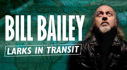 Bill Bailey: Larks in