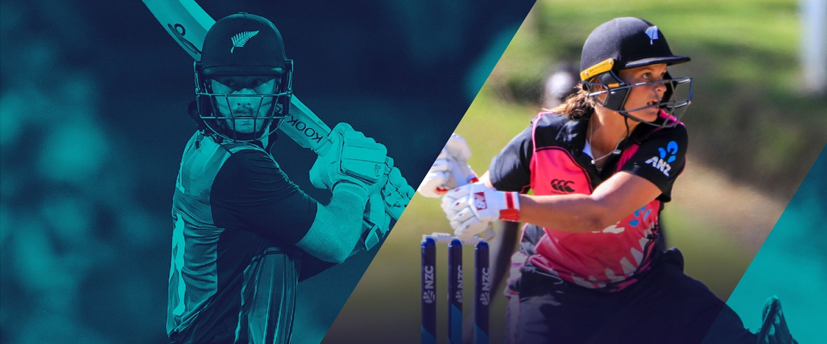 Blackcaps & White Ferns v India - 1st T20