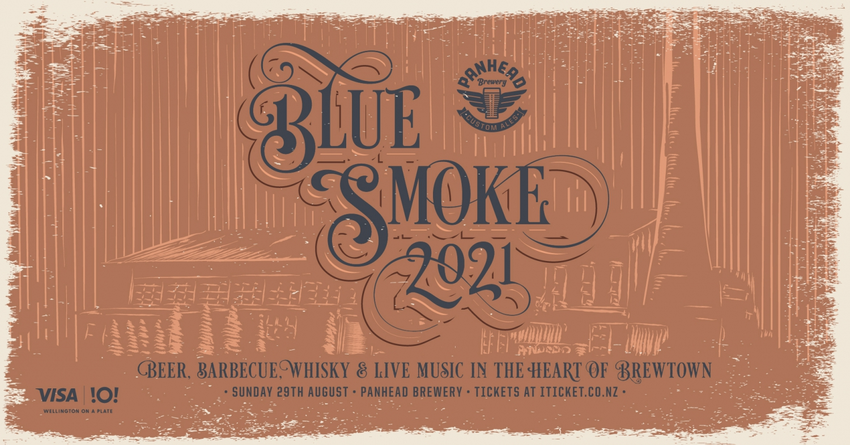 Blue Smoke '21