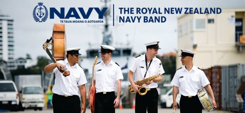 Classical Expressions 2020: Royal New Zealand Navy Band