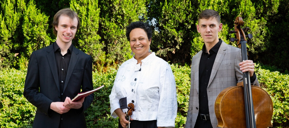 Classical Expressions 2021: Argyle Trio feat. Wilma Smith