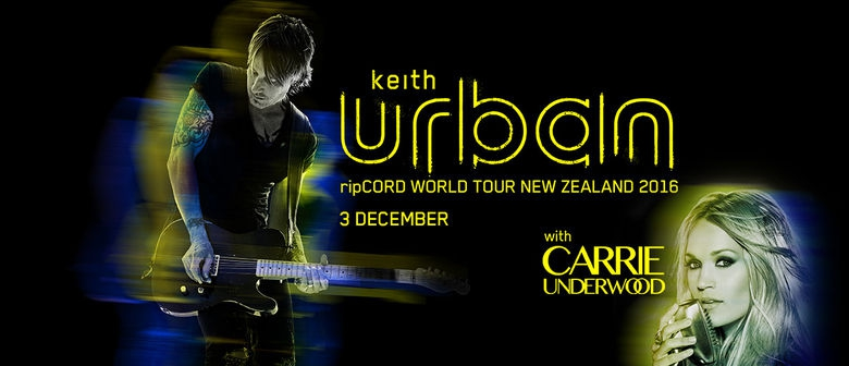 Keith Urban: Ripcord Tour