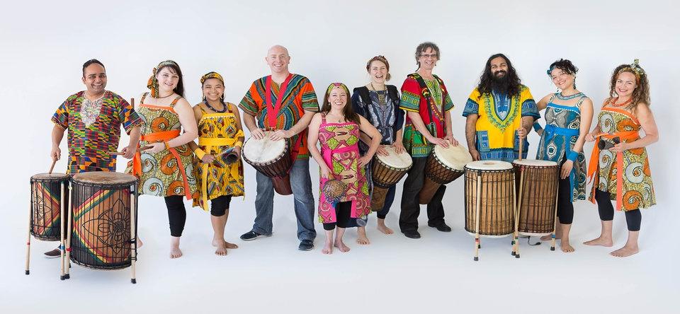 Kubatana Drumming Circle