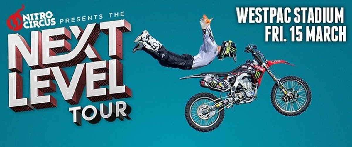 Nitro Circus - The Next Level Tour