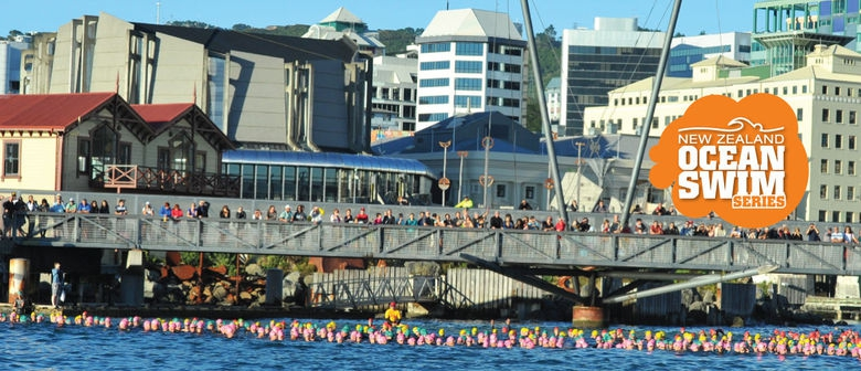 NZ Ocean Swim - Capital Classic