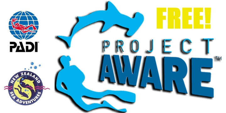 PADI Project AWARE Specialty - FREE!