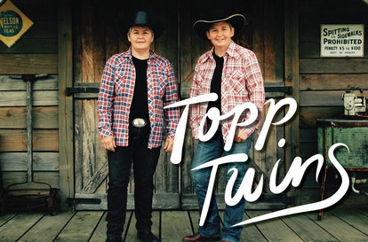 Queen's Birthday Music Festival - The Topp Twins