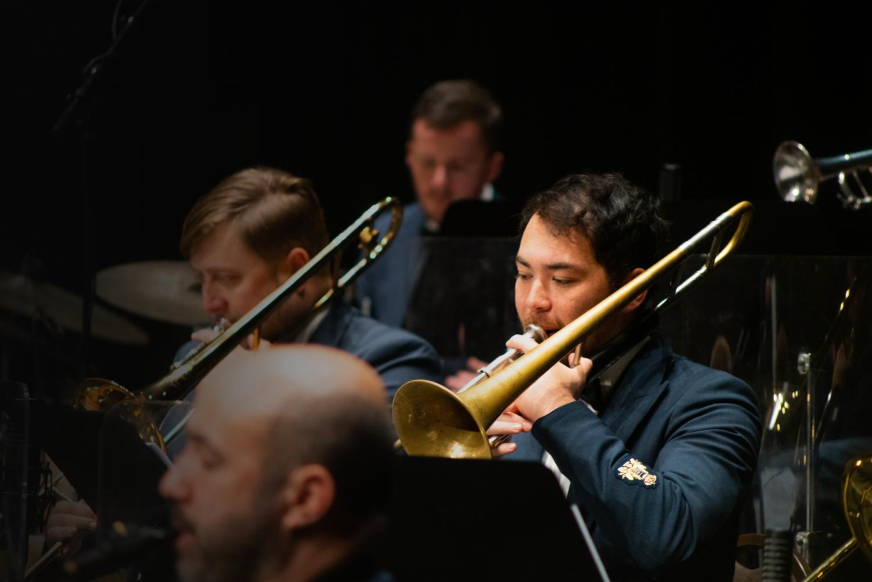 RNZAF Jazz OrchestraL Giants of Jazz