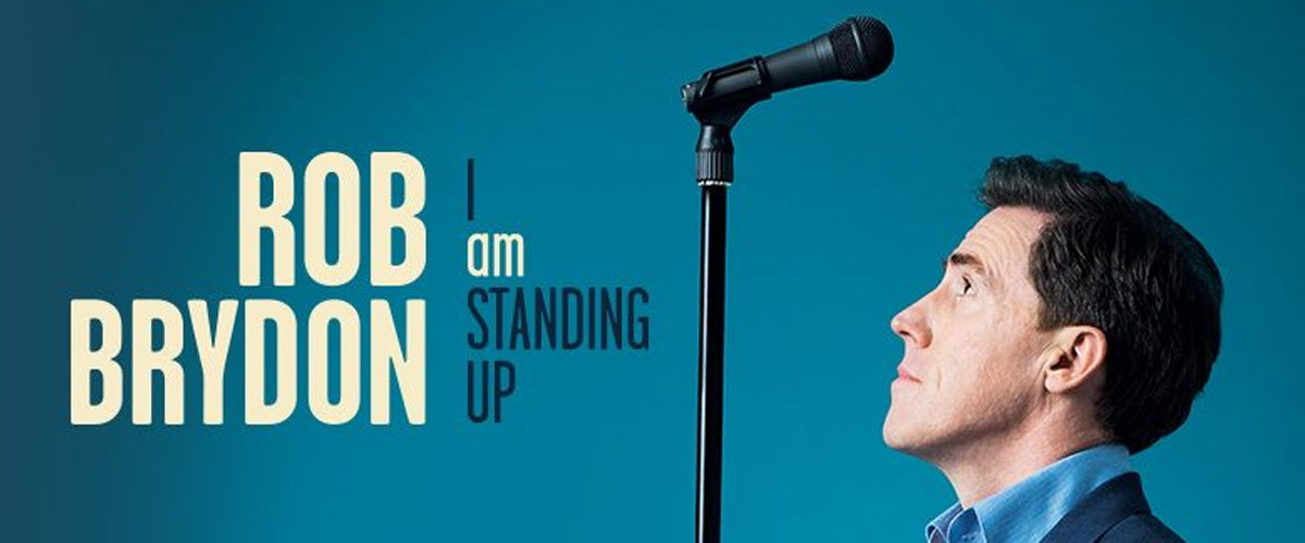 Rob Brydon - I Am Standing Up