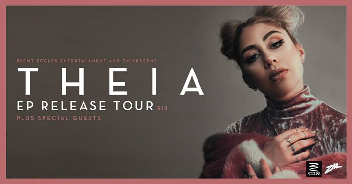 Theia EP Release Tour