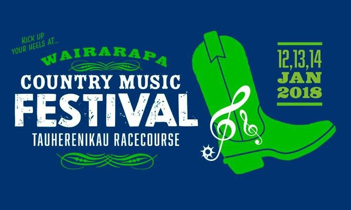 Wairarapa Country Music Festival 2018