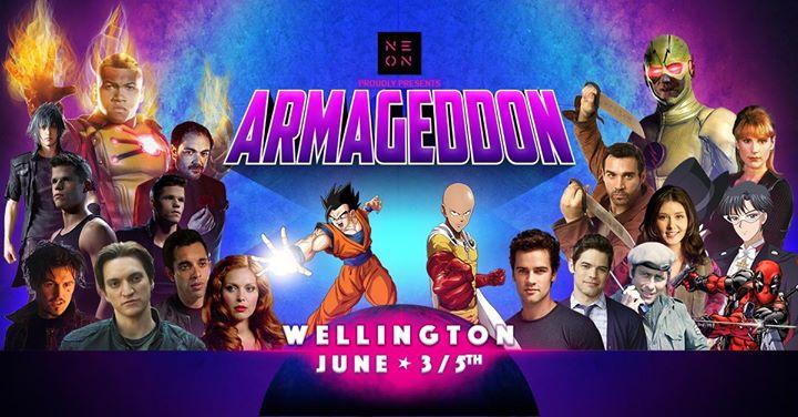 Wellington Armageddon 2017