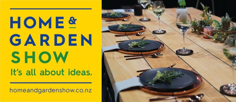 Wellington Home & Garden Show