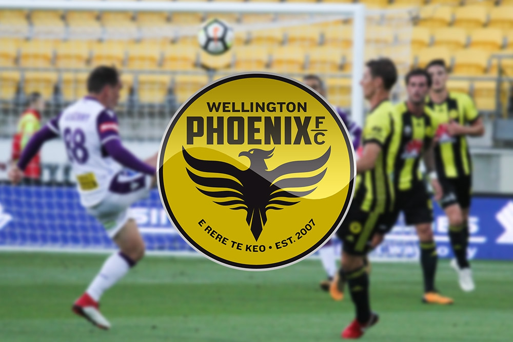Wellington Phoenix VS Melbourne City FC