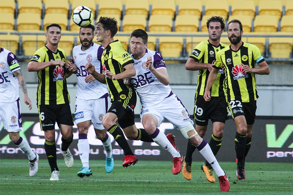 Wellington Phoenix VS Perth Glory