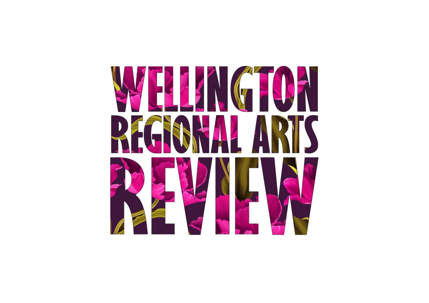 Wellington Regional Arts Review 2020