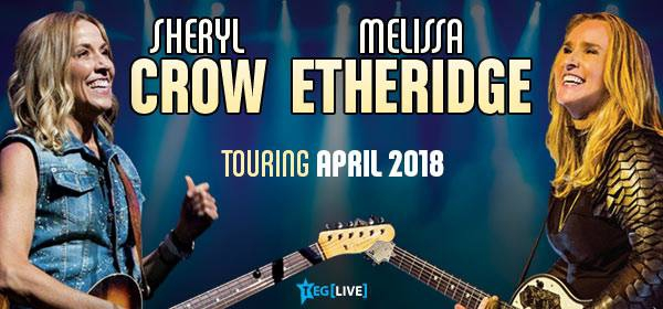 Wellington - Sheryl Crow & Melissa Etheridge