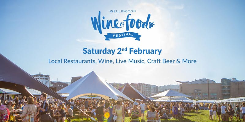 Wellington Wine & Food + Craft Beer Festival 2019