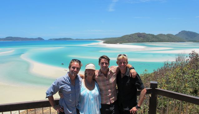 Whitehaven Beach - What Dreams are Made Of