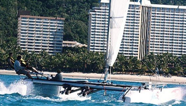 Adrenaline Rush Sailing, Hamilton Island