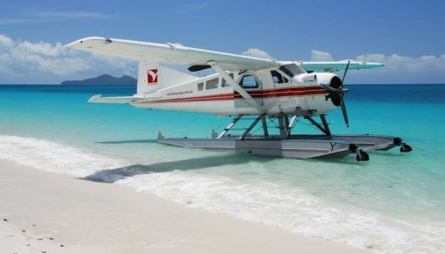 Air Whitsunday - Great Barrier Reef & Islands