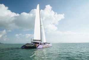 Airlie Beach: 2-Hour Sunset Cruise with Drinks